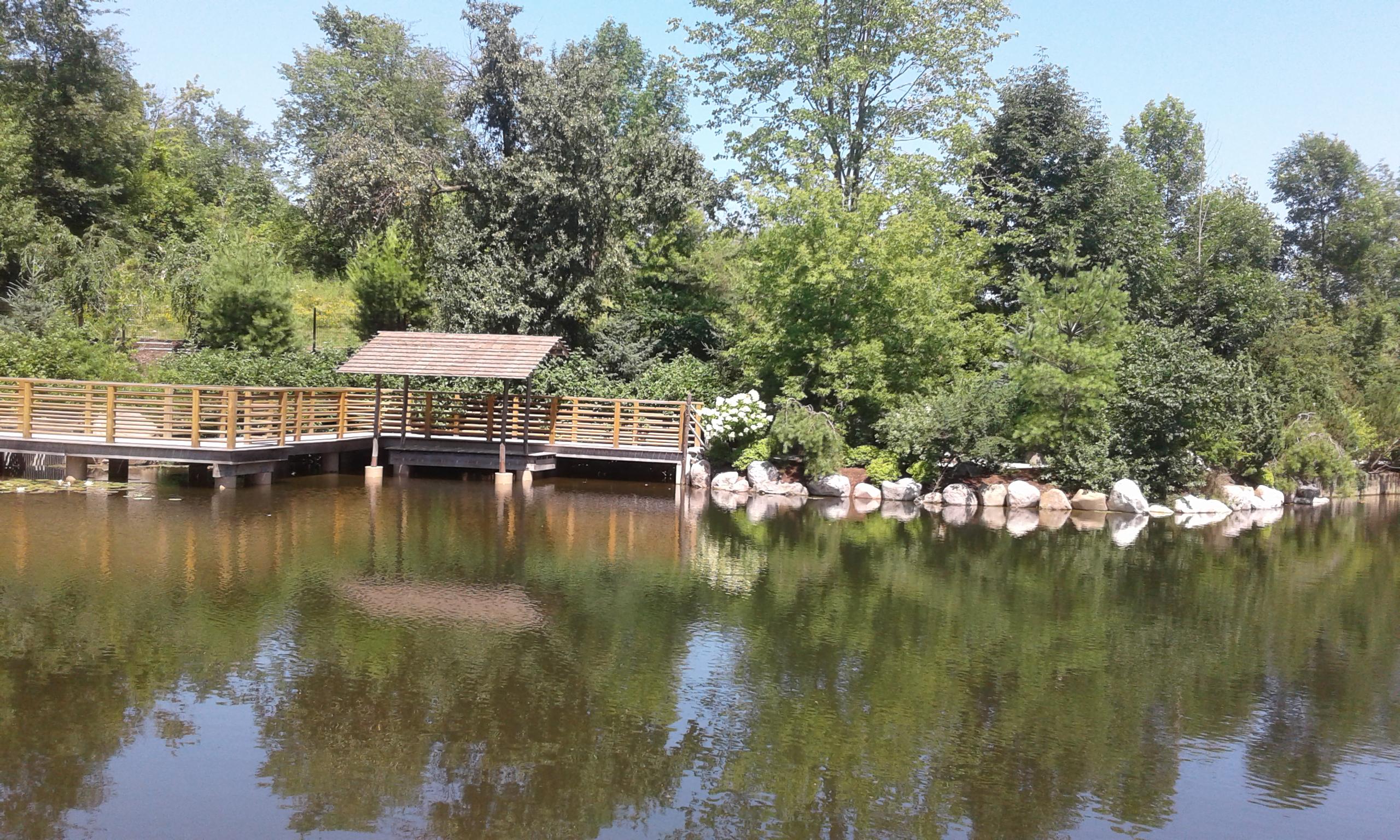 2017 Bus Trip To Meijer Sculpture Botanical Gardens
